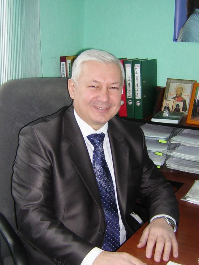 """Пашков О.А., директор квартирного агентства """"Наш Городок"""""""